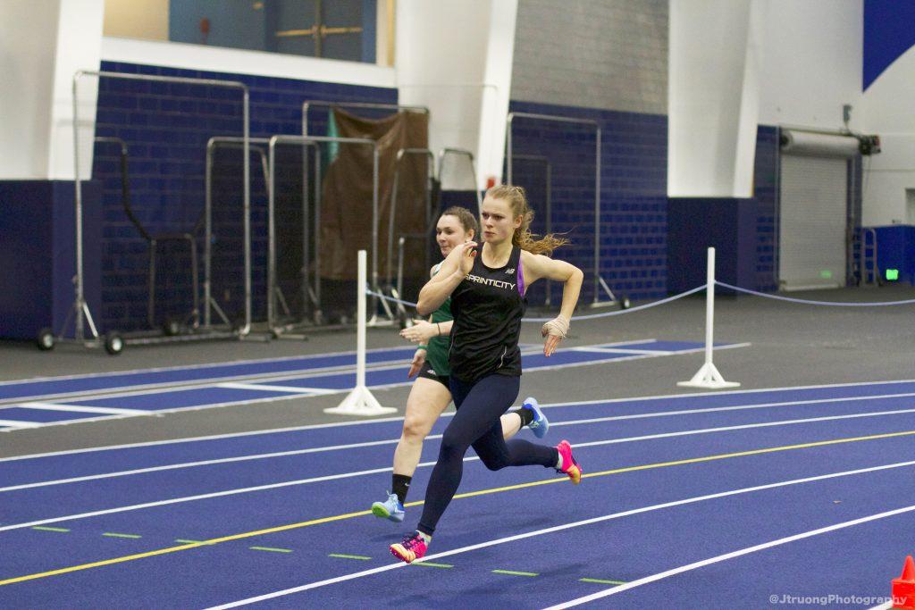 Chelsea Davidson 200m