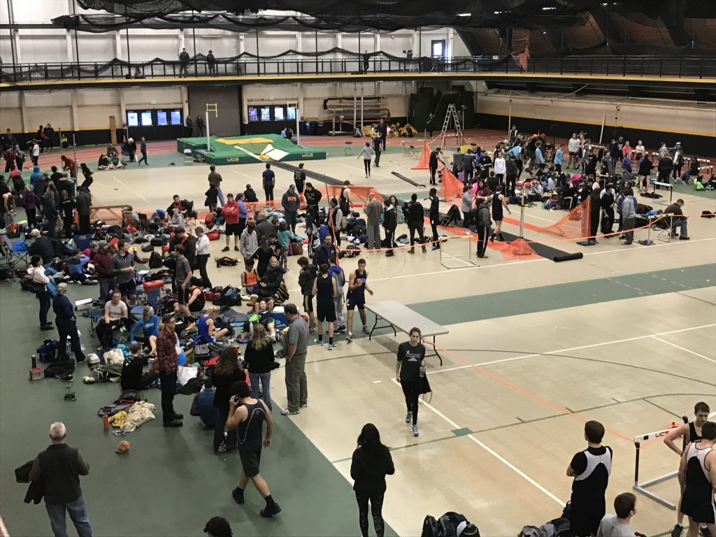 UVM Track and Field Meet