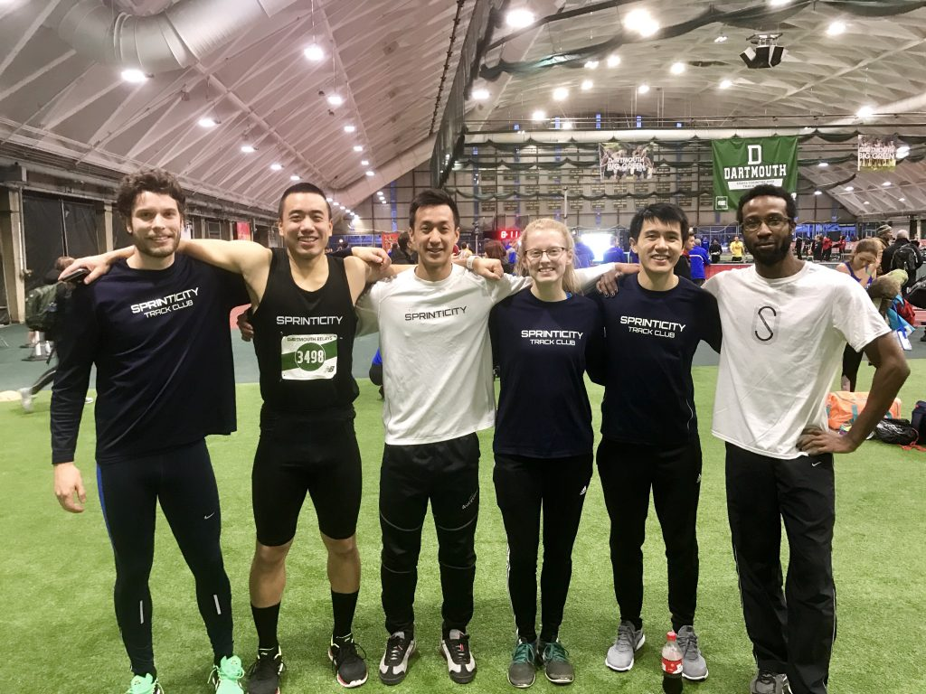 Dartmouth Team Photo