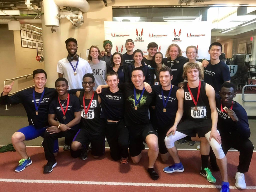 February 19, 2017 – USA Track & Field New England Association Championship